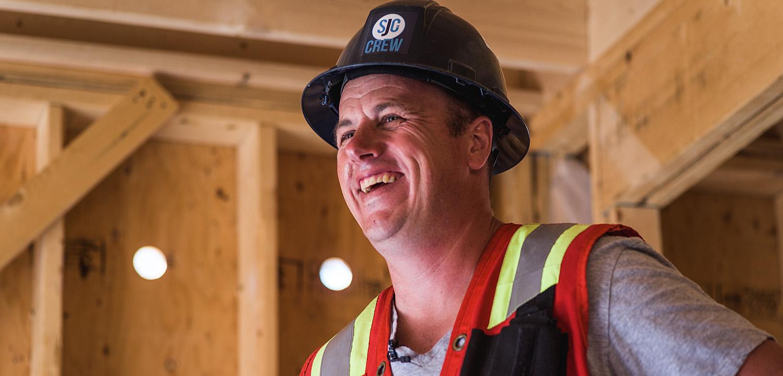 STEP Employer Shamus Jones Construction