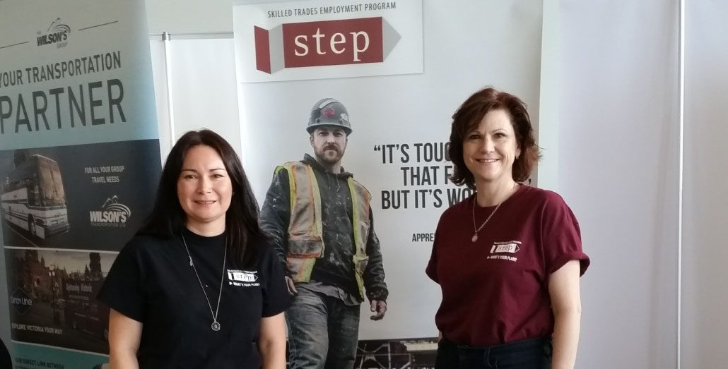STEP is here | Camosun College Trades Career Fair
