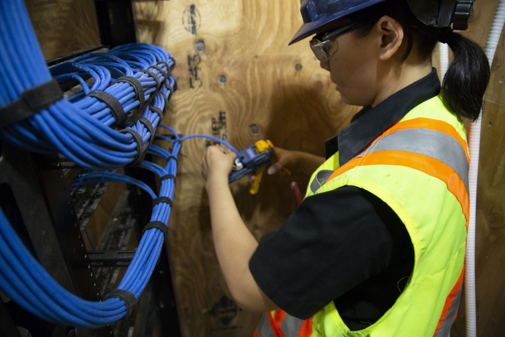 Weiny Nong working as Security Systems Technician Apprentice for Pacificom Integration in British Columbia