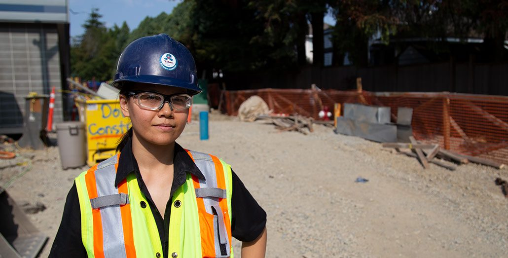 Security Systems Technician Apprentice / Construction Electrician Apprentice – Weiny Nong