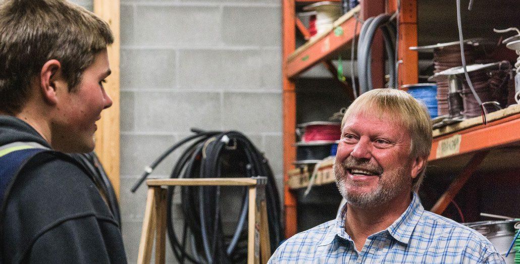 Birk Keldon - STEP Employer Keldon Electric